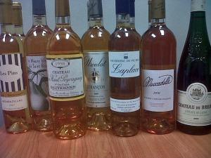 Selecci n de vinos psf dulces francia ver comer y beber for Francia cultura gastronomica