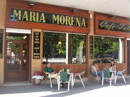 María Morena entrada
