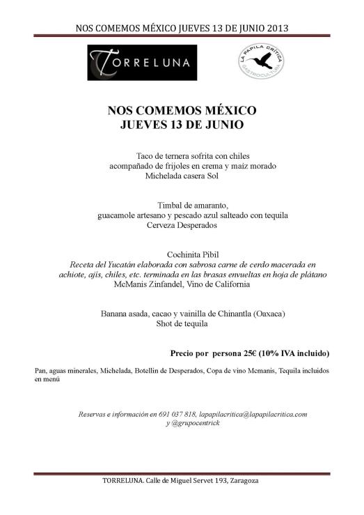 NOS COMEMOS MEXICO