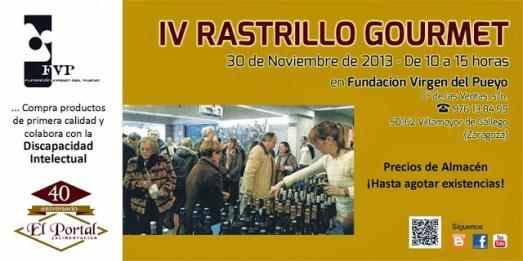 Rastrillo Gourmet